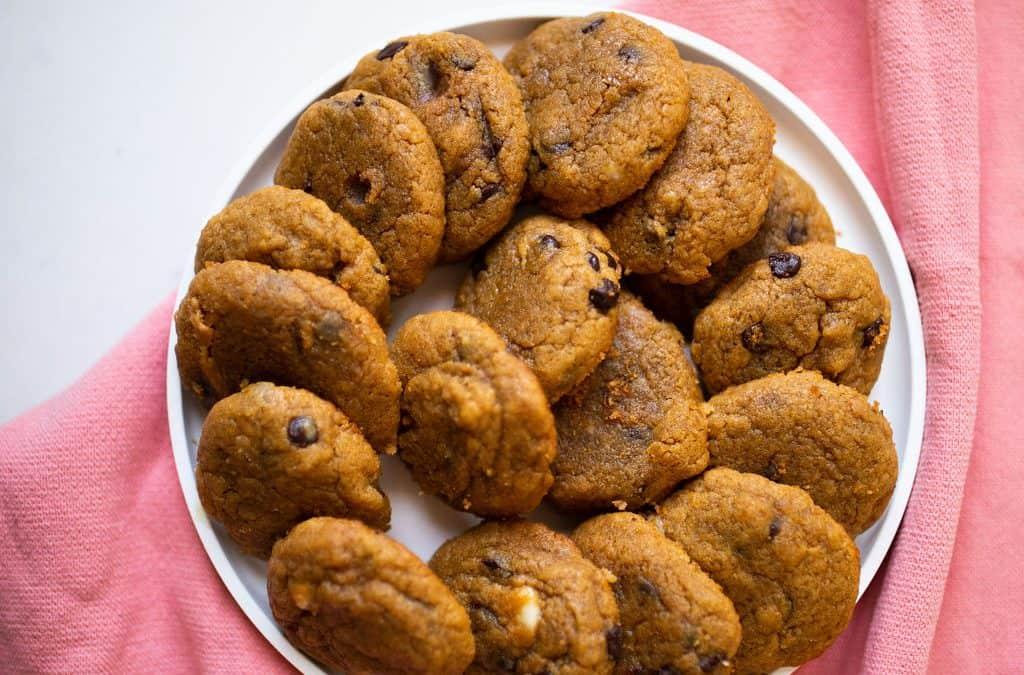 Nut Butter Crazy Cookies