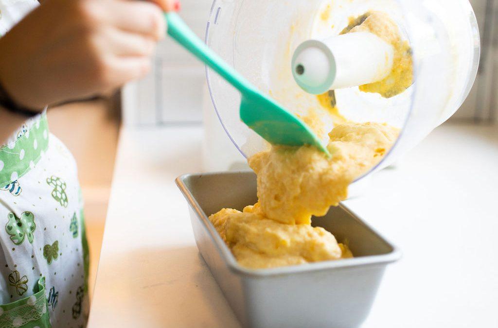 Four-Ingredient Mango Sorbet