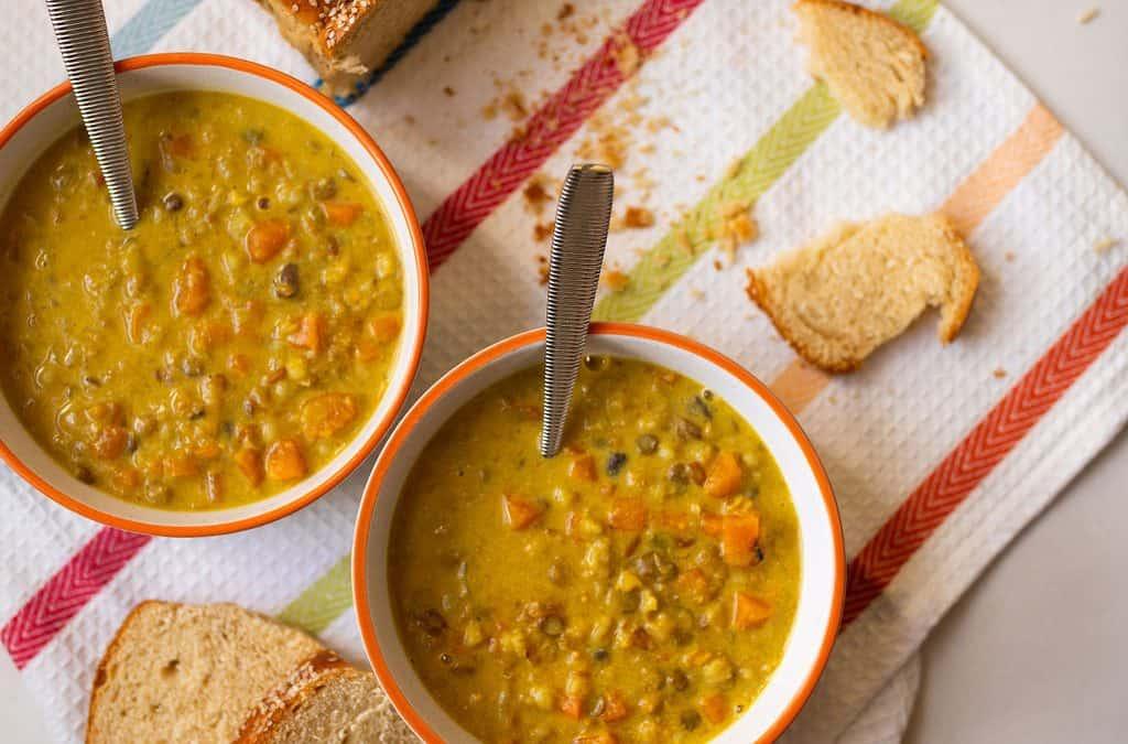 Hearty Grain Soup